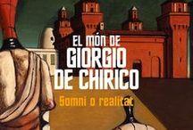El món de Giorgio de Chirico. Somni o realitat / Una retrospectiva que mostra l'evolució de la producció artística del gran mestre de l'art metafísic, Giorgio de Chirico, i un dels artistes que va influir més en l'art del segle xx. La podràs veure a CaixaForum Barcelona des del 19 de juliol fins al 22 d'octubre de 2017.