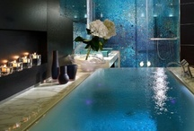 Bathe & Shower / Showers, bathtubs and hot tubs. All so beautiful!
