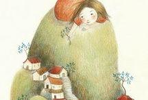 illustrations : célèbres illustrateurs, illustratrices / by Trine Tanchette