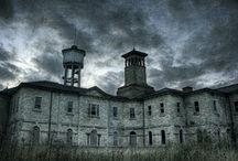 asylum/patients/hauntings / by Marysia Brown