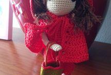 Muñecos crochet / Amigurumis y otras cosas
