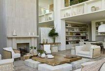 home&more / white interior & warm design