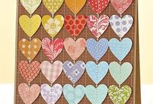 Cards hearts / by Aletta Heij