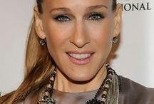 Just...THE woman / For me, she is THE woman of the century. Simple, simply beautiful, beautifully non - perfect, perfectly simple... This is who Sarah Jessica Parker to me.  THE woman. I admire her and so much adore her.
