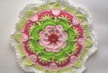 crochet. / crochet (πλεξιμο με το βελονάκι)  / by Kalliopi anagnostou