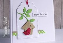 Cards New Home / by Aletta Heij
