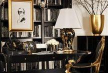 Golden Interiors