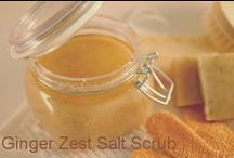 beauty recipes / natural skin treatments