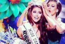 NIA SANCHEZ MISS USA 2014 / NIA SANCHEZ MISS USA 2014 WEARING HOLT