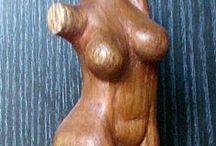 maderancias / tallas en madera