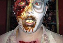 Spookers Makeup / My SFX Makeup @ Spookers