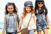 Little Girls Fashion / by Aiat Samir