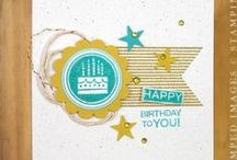 StampinUP Amazing Birthday
