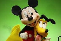 Just...Mickey Mouse and Co. / Disney Mickey Mouse Cake and Party ideas