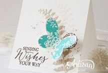 StampinUP Butterfly Basics