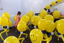 Despicable Me Minions inspired Kids Parties / Despicable Me Minions inspired Kids Birthday Parties are great fun. Here is a great kids party theme for your child's birthday.
