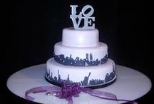 New York Manhattan Party and Wedding Theme / New York City Manhattan Broadway Party and Wedding Theme ideas