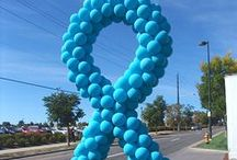 Blue Ribbon Day / Blue Ribbon Day decor ideas to support fundraising events to honour the memory of police officers killed doing their duty and ensure their sacrifice is acknowledged through a range of projects that benefit the wider community.