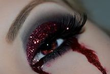 Halloween make up / Halloween Idea Guaranteed to Freak Out Your Guests