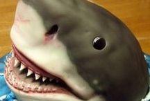 Just...Shark cakes