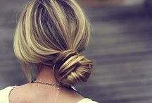 Hair Trends We Can't Wait to Try! / Sexy, Simple, and Glamorous Hair Trends that the stylists of Holt Miami are dying to try out!
