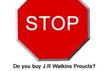 J.R Watkins Home Business / All about the J.R Watkins home business opportunity