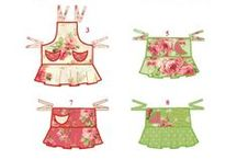 Sewing - Aprons / by Sabine