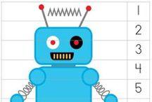 Robots Lesideeën