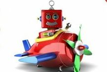 Robots Digibord