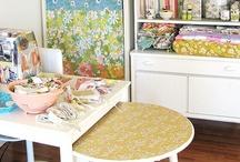 Home Decor: Craft room