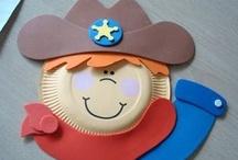 Cowboys Knutselideeën
