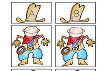 Cowboys Lesideeën