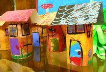 Huizen Knutselideeën