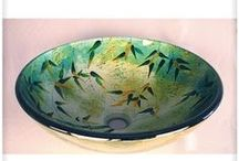 Good Bowls in Salon Equipment /  Bowls of beautiful designs and good quality
