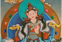 Eastern Art - Keleti művészet / A keleti emberek életmódjába, így művészetébe is beépült a mitológia és a vallás, anélkül azonban, hogy ez egyhangúvá tenné a műalkotásokat.