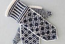 Knit Gloves, Mittens & Socks II / by Sabine