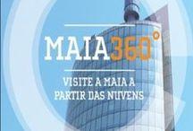 Maia 360º / Atividade realizada pelo Turismo da Maia que tem como principal objetivo promover e dar a conhecer a Maia e as suas potencialidades turísticas.