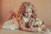 """""""Дети-цветы жизни"""" / Совместный проект с фотографом Lelya Skargas"""