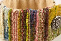 Textil ékszer