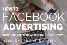 Facebook // Advertising / Resources to help you perfect your Facebook ads campaigns. Tips and tricks to get you started with Facebook ads on a budget or for beginners.