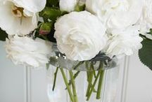 nature: flowers / Flower arrangements and ideas for home decor and event planning
