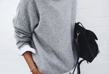 fashion: for her / High fashion. Casual fashion. We all have different styles and different moods - depending on the day!