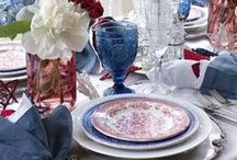 holiday: summer / Ideas and inspiration for summer-themed home decor and party food