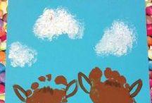 DIY und Selbermachen / Bastelideen rund ums Pferd: Kreative Anleitungen zum Selbermachen wie Geschenkpäckchen, Bilder, Faltbögen oder Glückbringer