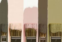 HOME: paint shades
