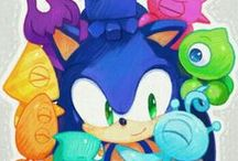 Sonic the Hedgehog (Series) / Pictures/Posts based on the fastest blue hedgehog around (and his friends).