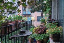 decor: porch sittin'