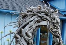 Mermaid's throwbacks / Driftwood