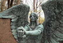 Tombstones & Grave Markers / Interesting and memorable tombstones, graves markers and tombs. / by The Funeral Source