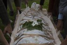 Alternative Funerals / Funerals are celebrated in a variety of ways. Here are some of those ways.